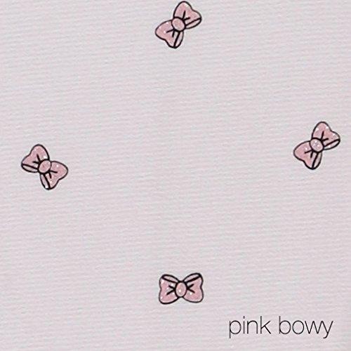 Puckababy® PIEP - Pucksack Baby mit Bauchband - 0/3 M   Pink Bowy   Pucksäcke   Swaddle