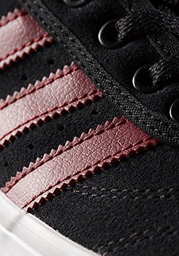 adidas Herren Adi-Ease Premiere Skateboardschuhe, Schwarz, 41 EU schwarz (Negbas/Buruni/Ftwbla)