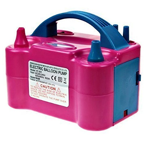Anvey Electric Air Pump For Balloons Machine