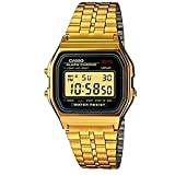 Casio Collection Unisex Armbanduhr A159WGEA 1EF