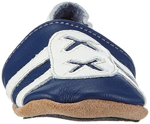 Hobea Germany HOBEAF308419 Chaussures Premiers pas Sneaker Design Taille 24/25 Blau (blau weiß)