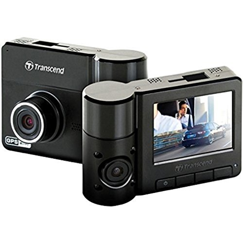 Transcend Drivepro 520 On-board Cam, Dashcam, Wireless Interface