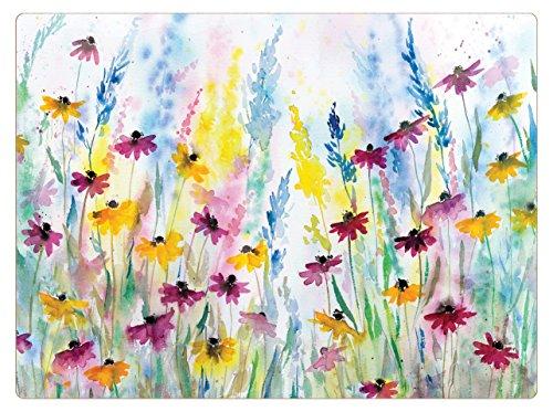 i-style-daisy-field-tischsets-kork-mehrfarbig-4-stuck