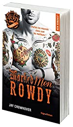 Marked Men Saison 5 de Jay Crownover