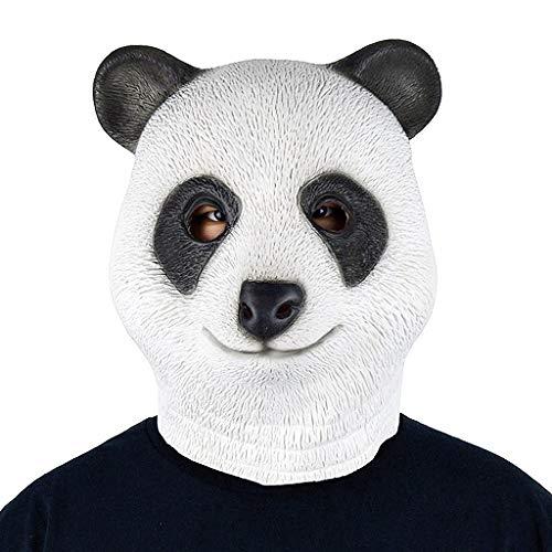 Maske Panda-Bär - Mascaras, Antifaces y Caretas (Maske Panda Bär)