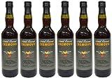 Cremovo Antichi Baronati (6 X 0,75 L) - Vino Aromatizzato all´Uovo - Aromatisierter Wein mit Ei 15 % Vol. aus Italien