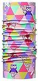 Buff Baby HIGH UV Multifunktionstuch, Patchwork Animals Multi, One Size