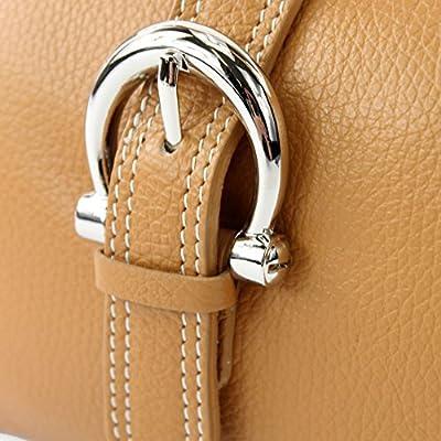 Sac à main italien besace sac messager cuir véritable sac T05