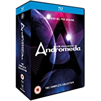 Andromeda The Complete Collection (Blu-ray)