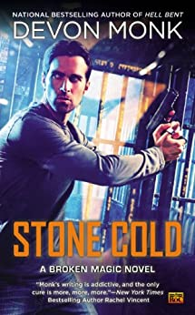 Stone Cold: A Broken Magic Novel par [Monk, Devon]