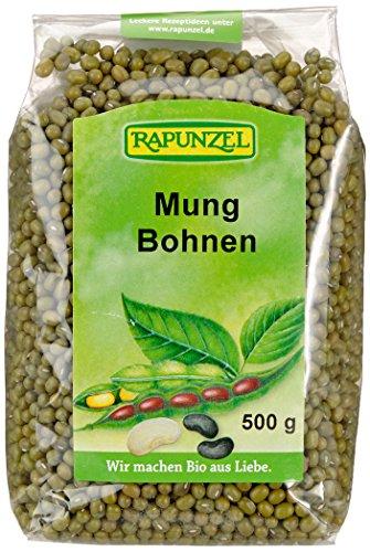 Rapunzel Mungbohnen, 2er Pack (2 x 500 g) - Bio -