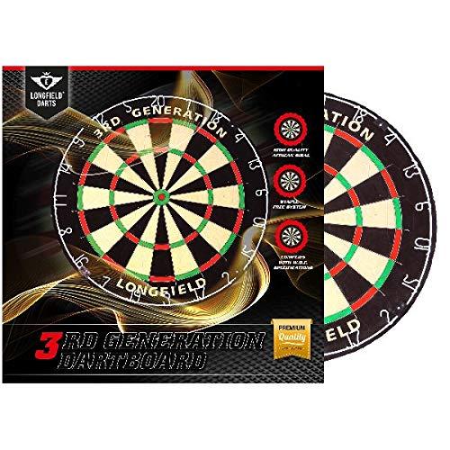 Weiblespiele 065009 - Longfield Dartboard 3rd Generation