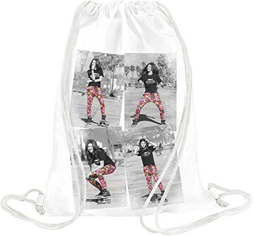 Zendaya Skater Drawstring bag -
