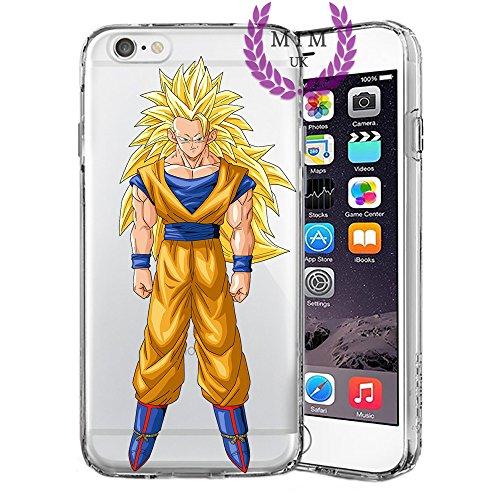 Custodie iPhone per Dragon Ball Z Super GT Case Cover - Design Ultimi Unique - Tutti i modelli iPhone - Brand New - Alta Qualità - Tournament Of Power - Goku Black Rose - Goku Blue - Gohan - Jiren - V SSJ3 Goku