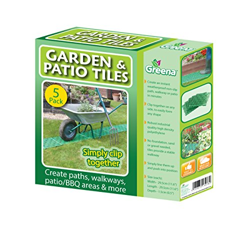 greenar-garden-tiles-5-pack-creates-a-path-that-stops-gardens-getting-churned-up