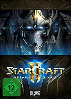 StarCraft II: Legacy of the Void - [PC/Mac] (B011UQC36G) | Amazon price tracker / tracking, Amazon price history charts, Amazon price watches, Amazon price drop alerts