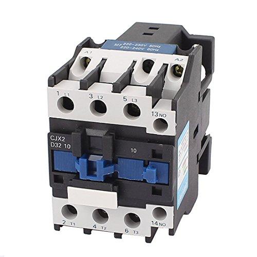 Pole 40 Amp (CJX2-3210 220V 40A Motorsteuerung 3 Pole keine Spule AC Schütz)