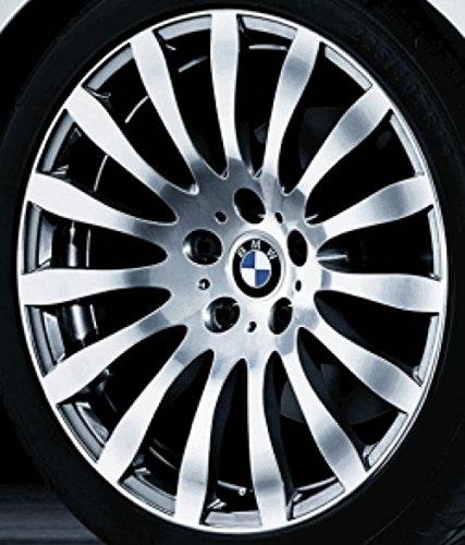 Roue en aluminium pour bMW série 3 e90/e91/e92/e93 radialspeiche 190 poli 19 \