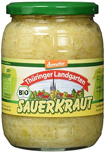 Thüringer Landgarten Bio-Sauerkraut, 680 g
