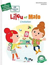 Lilou et Malo - L'invitation par Valérie Weishar Giuliani