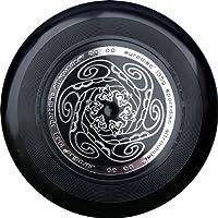 Eurodisc - Disco para ultimate frisbee infantil, 135 g, color negro
