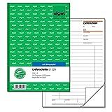 Sigel LI528 Lieferscheine A5, 2x50 Blatt
