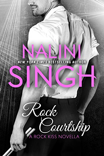 Rock Courtship: A Rock Kiss Novella (English Edition)