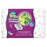 Pampers Feuchttücher Kandoo Sensitive Nachfüllpack, 6er Pack (6 x 50 Stück)