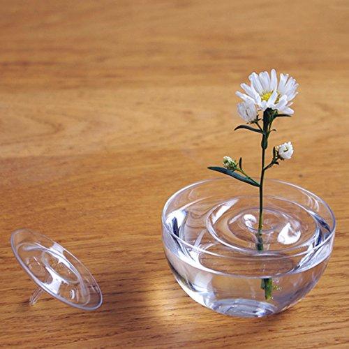 519yJn0ZapL - Ripple, Petit Vase Flottant Transparent par OO Design