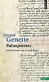 Palimpsestes : La littérature au second degré..