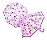 Thinkpink Regenschirm Elfen für Kinder - farbwechselnd