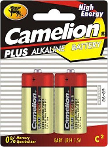Camelion - 2 piles alcalines C / R14