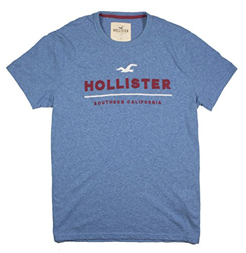 hollister-herren-t-shirt-gr-s-blue-902