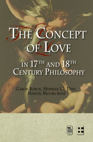 The Concept of Love in 17th and 18th Century Philosophy (2008-09-01)