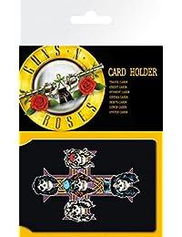 Guns N' Roses - Logo Tarjeteros para Tarjetas De Crédito (10 x 7cm)