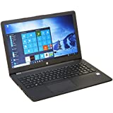 HP 15-bs047ng 2CN82EA 39,6 cm (15,6 Zoll) Laptop (Intel Core i3-6006U, 8 GB RAM, 1 TB HDD, 128 GB SSD, Intel HD-Grafikkarte 520, Windows 10 Home 64) schwarz