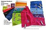 Kinder-Handtuch 30x50cm mit Namen & Motiv bestickt
