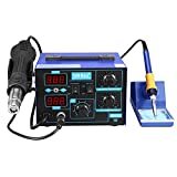 Best Soldering Stations - YiHua SMD Soldering Station Hot Air Gun 2in1 Review