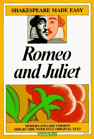 Romeo and Juliet (Shakespeare Made Easy) by William Shakespeare (1985-04-01)