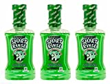 Multibuy 3x LISTERINE® SmartRinse For Kids Mild Mint Alcohol & Sugar Free 250ml