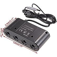 Alcoa Prime GameCube Controller Adapter Converter For Nintendo Wii U Super Smash Bros PC USB