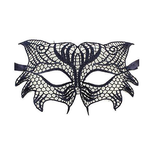 Echte Dinosaurier Kostüm Für Verkauf - WERVOT Maske Damen Elegante Augenmaske Maskerade