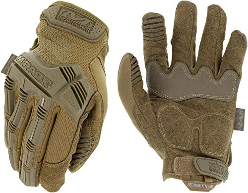 Mechanix Wear - M-Pact Coyote Guantes Medio