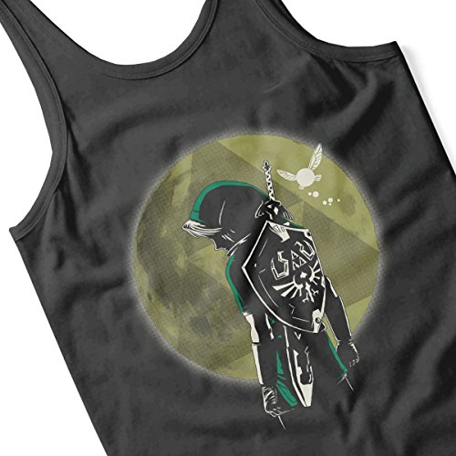 Zelda Legendary Hero Women's Vest Black