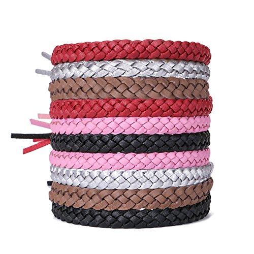 ACTOPP Moskito Armband Mückenschutz Armband Armbänder 10 Stück Repellent Naturals Mücken Armband Anti Mückenarmband Mücken Gürtel Schutz gegen Mücken Insekten für Outdoor und Indoor