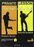 private lesson feeling technique guitare cd
