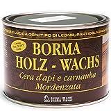 BORMA WACHS 500ml Holzwachs EN-71/3 Zertifiziert (30 - kirschbaum)
