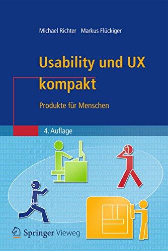 Usability und UX kompakt: Produkte für Menschen (IT kompakt) -