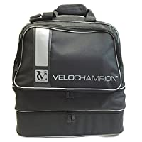 VeloChampion World Cup Bike MTB Racing Kit Holdall Bag Duffel Sports team Shoes Compartment phone tool kit storage organiser