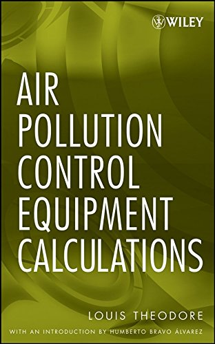 [(Air Pollution Control Equipment Calculations)] [By (author) Louis Theodore] published on (August, 2008)